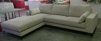 3 SEATER L-SHAPE SOFA FROM MOBILIA