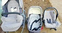 Graco Evo Travel System Mineral