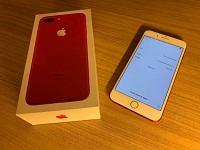 Apple iPhone 7 Plus GSM 128GB RED