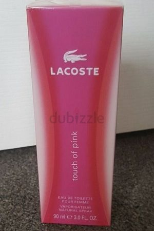 Authentic Lacoste Touch of Pink Perfume