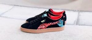 Authentic Santa Cruz x PUMA Suede 50 Collab