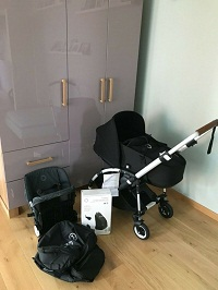 Bugaboo-Bee5-Alu-chassis-new-boxed77-3