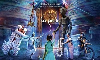 La Perle Gold tickets is for sale in Jumeirah Lakes Towers