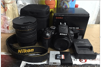 Nikon 5300 with 4 lens