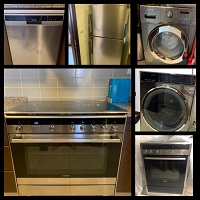 Selling top quality used home appliances
