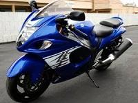 Suzuki gsx r1300 hayabusa