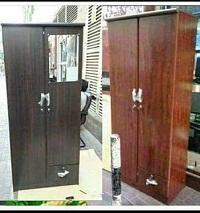 selling brand new double door wardrobes