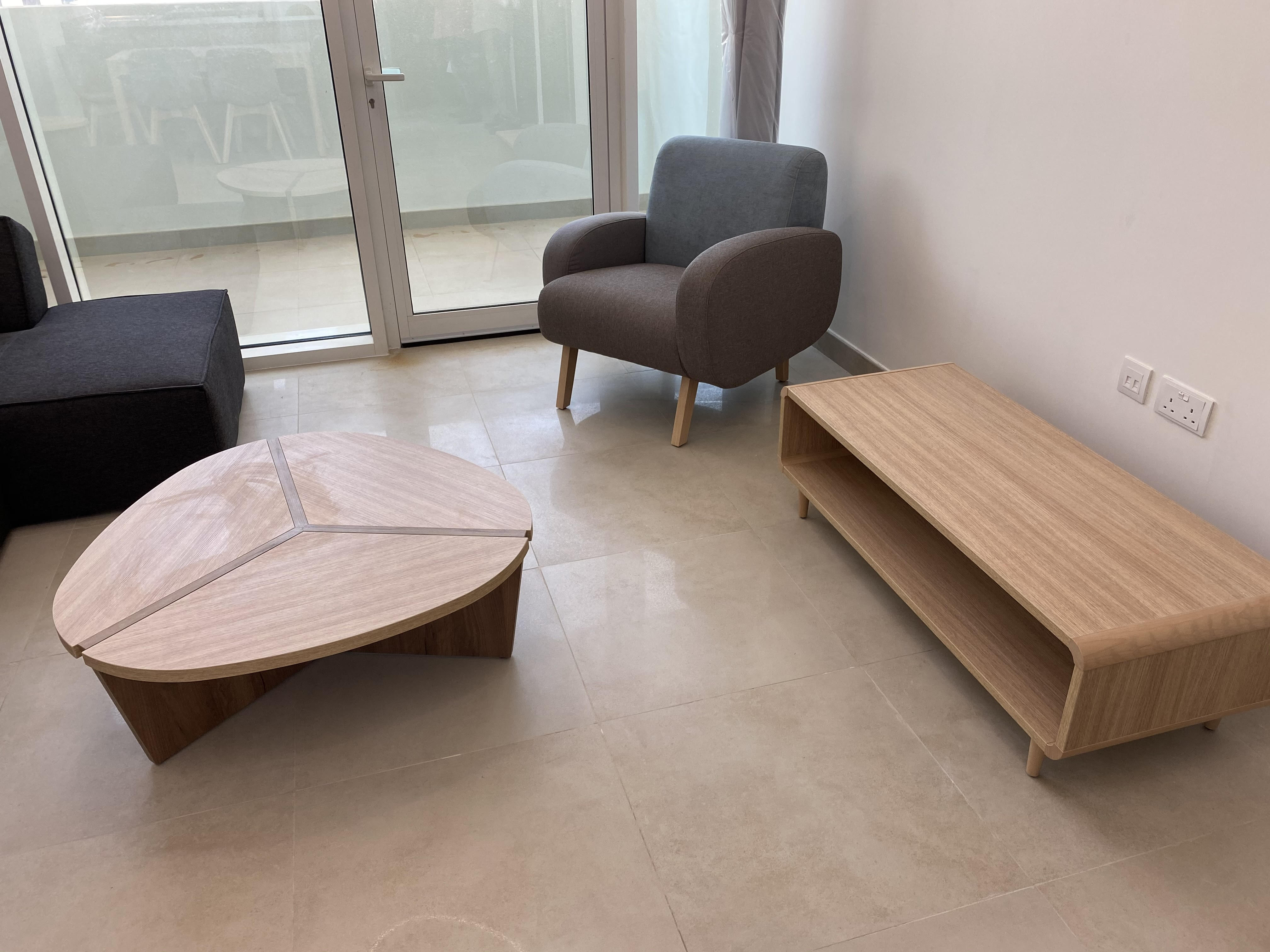 Coffee Table And Centre Table for Sale